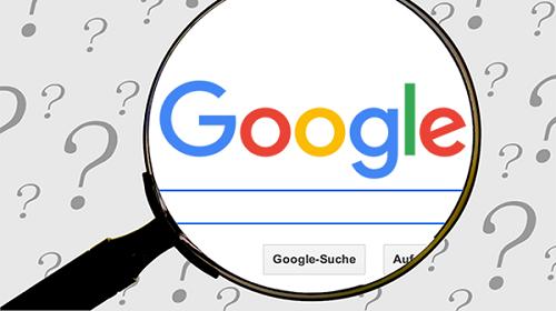 Mencari Kata Kunci Google