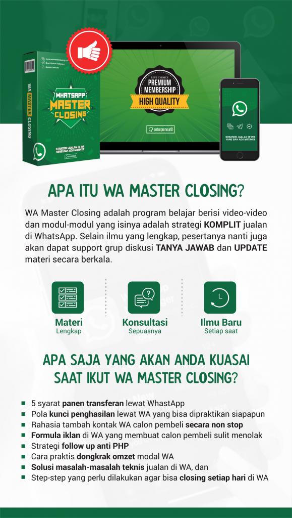 WA Master Closing